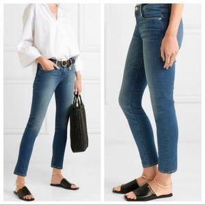 FRAME Le Garçon Skinny Boyfriend Jeans SIZE 24 NWT